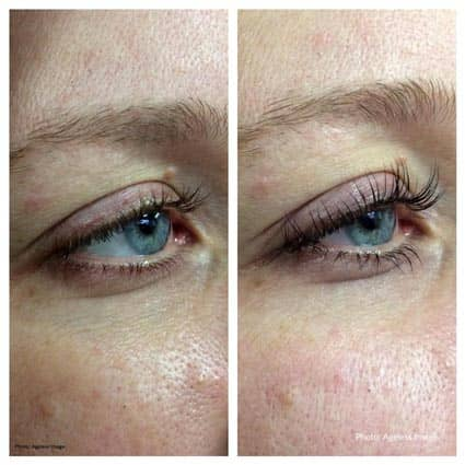 Elleebana Eyelash Lift Farmington Hills, MI